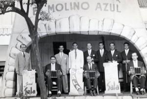 Orquesta Tipica de JoseŽ Sala en el Molino Azul - Rosario 1947